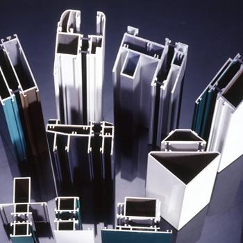 坚美铝型 幕墙铝材