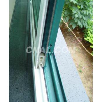 华建铝业 推拉门窗