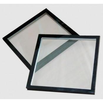华安美合 5Low-e+12A+5 双钢化中空玻璃