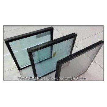 6白玻钢化+12A聚硫胶+6白玻钢化中空玻璃