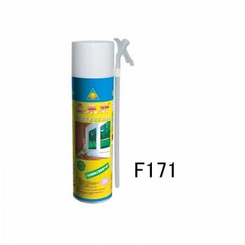 桑莱斯F171聚氨酯发泡胶 管式泡沫填缝剂